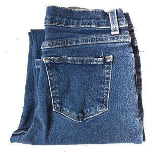 Vintage Style & Co. Petite Straight Leg Jeans, 4P